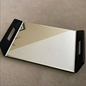 Reversible Mirrored Tray